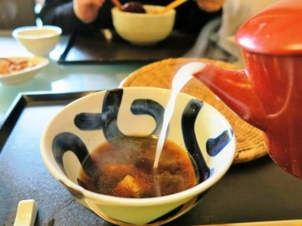 17-12-31 蕎麦湯