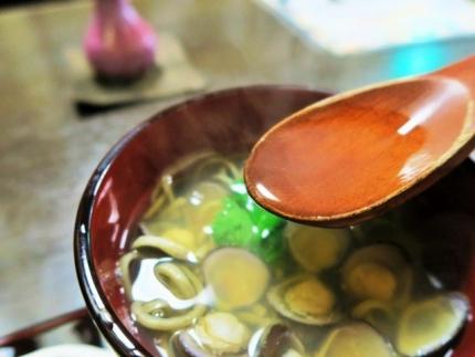 18-1-11 そば蜆汁