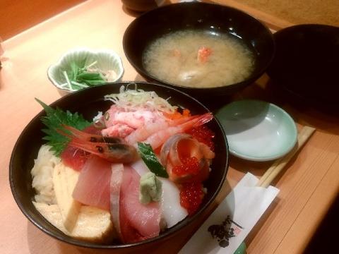 海鮮鮨市場・H28・11 冬の情熱ちらしセット
