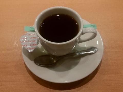 海鮮鮨市場・H28・11 コーヒー