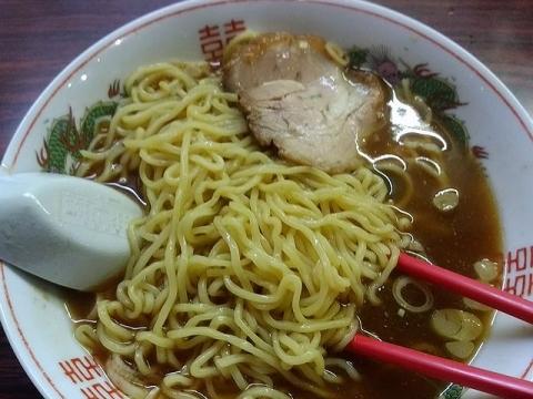 福丸・H29・9 らあめん 麺