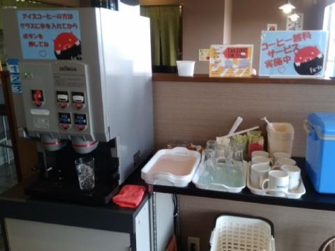 歩歩・H29・10 コーヒーコーナー