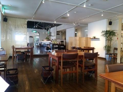 旧軽井沢食堂・H28・10 店内1
