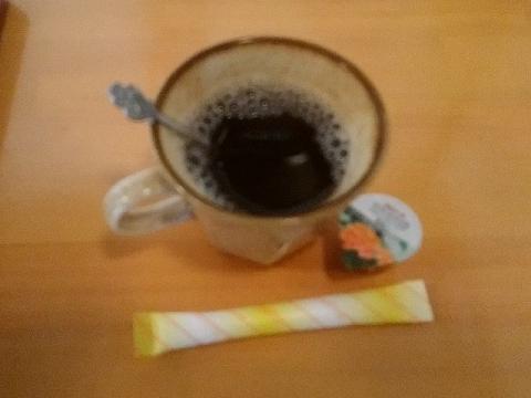 福の家・H29・11 コーヒー