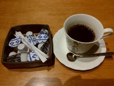 あさひ山・H29・3 コーヒー