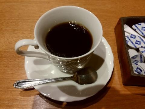 あさひ山・H29・4 コーヒー