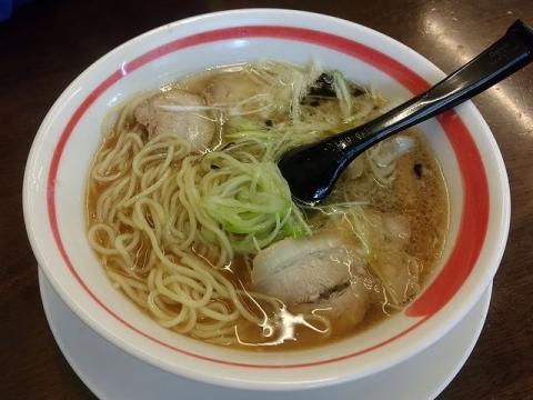 松・H29・4 あっさりラーメン 麺