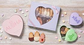 ホノルルクッキー バレンタイン限定ボックス-1801