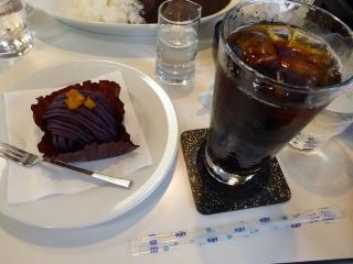 紫芋モンブラン (1)