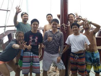 10月23日、タオ島、海ブログ