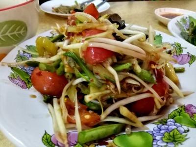 タオ島 陸情報 タイ料理