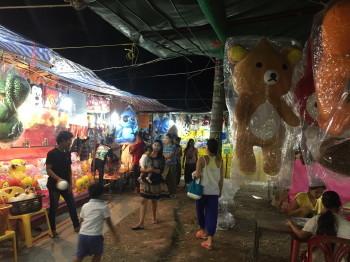 祭り、タオ島