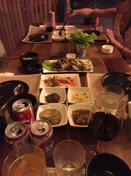 韓国料理、タオ島