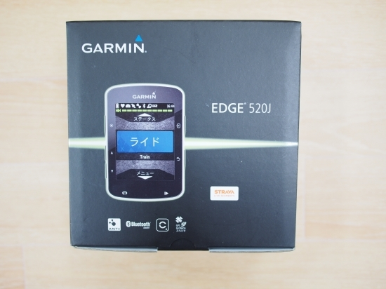 GARMIN EDGE 520J SET