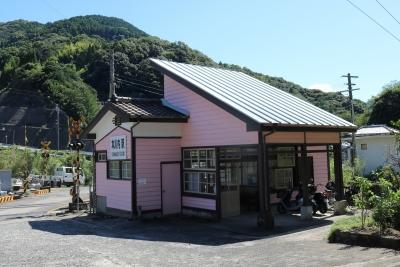 JR本川内駅