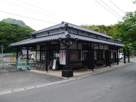 JR上有田駅
