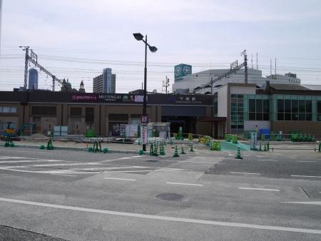 JR下関駅西口