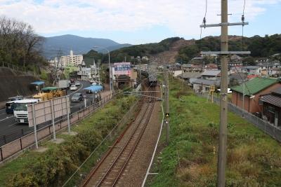 日宇駅~佐世保駅間(1)