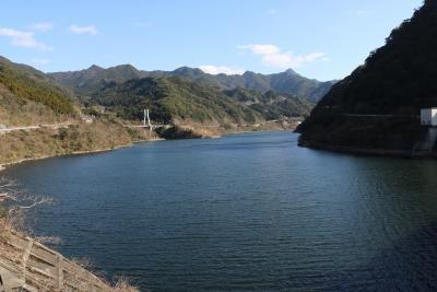 萱瀬ダム(2)