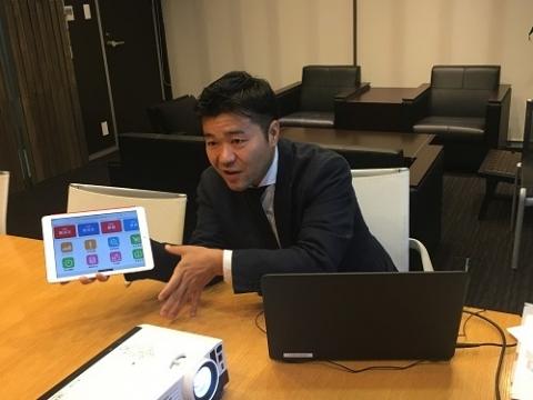 岡三オンライン証券にIPOキムが突撃インタビュー