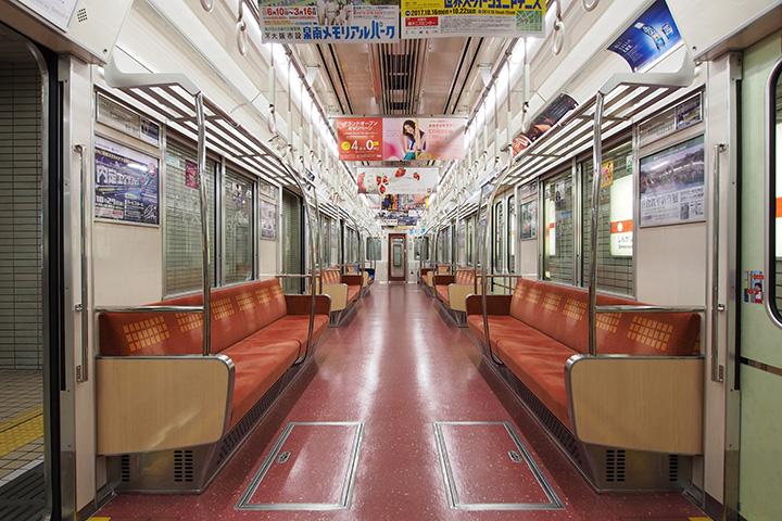 2017年10月15日 大阪市営地下鉄2...