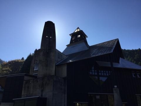 黒滝村 こもれびホール