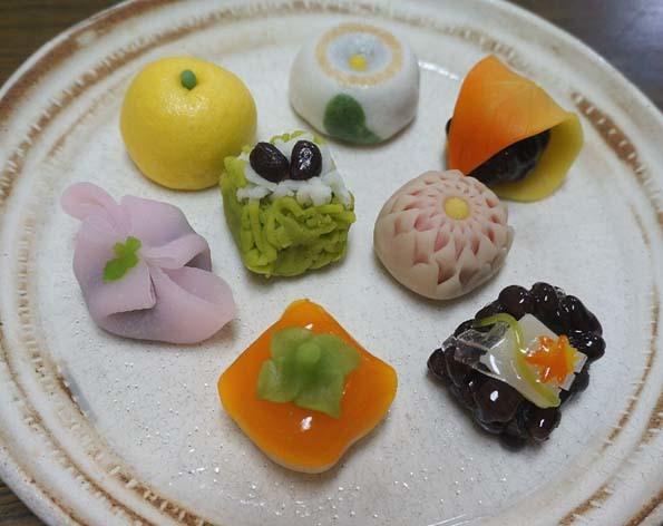 20171120 赤坂塩野 和生菓子 21cm DSC08941