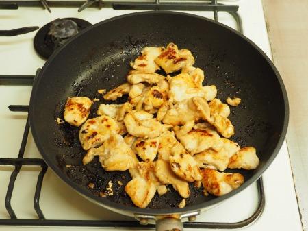 鶏むね肉の焼肉027