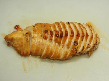 鶏むね肉のしょう油麹漬け060