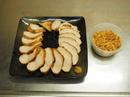 鶏むね肉のしょう油麹漬け061