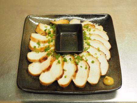 鶏むね肉のしょう油麹漬け063