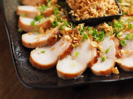 鶏むね肉のしょう油麹漬け027