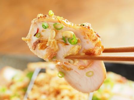 鶏むね肉のしょう油麹漬け045