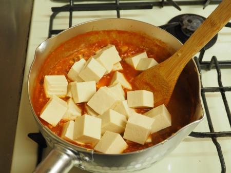 トマト麻婆豆腐056