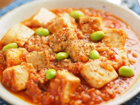 トマト麻婆豆腐026