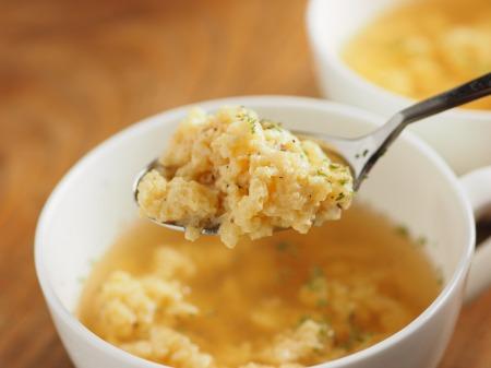 イタリアン卵スープ010