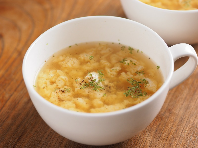 イタリアン卵スープ002