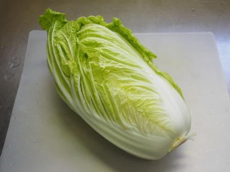 白菜の焼酎漬け、生ハム巻き040