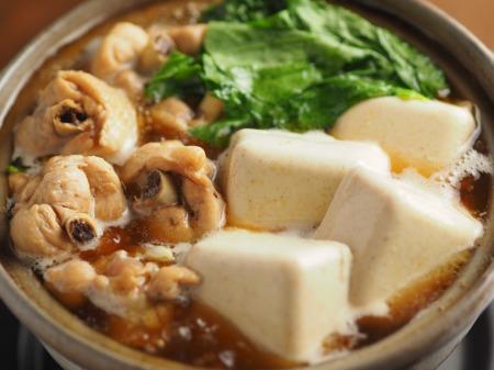 カレー豆腐と手羽元のめんつ016