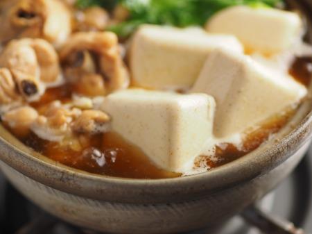カレー豆腐と手羽元のめんつ017