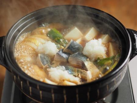 鯖の沖すき鍋030