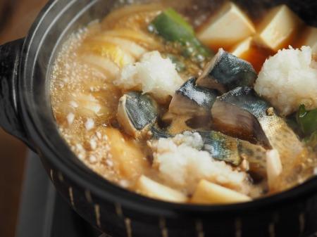 鯖の沖すき鍋033