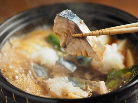 鯖の沖すき鍋049