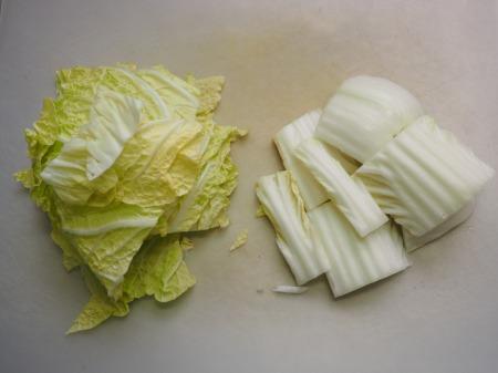たっぷり白菜の大盛り焼きうど030