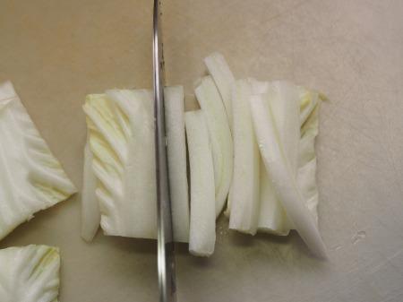 たっぷり白菜の大盛り焼きうど031