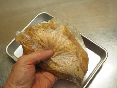 鶏むね肉のゆず胡椒ぽん酢焼025