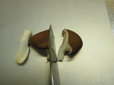 ヒラタケの豚バラ巻き025
