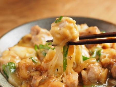 鶏餅炒めリピート019