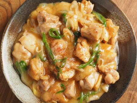 鶏餅炒めリピート007