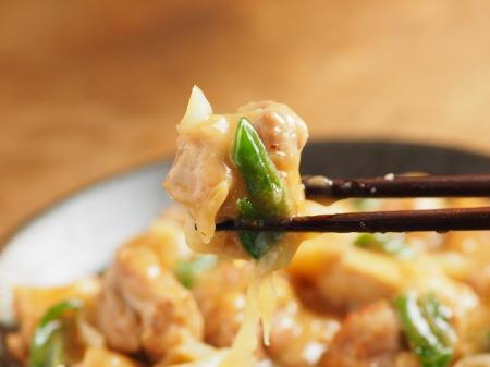 鶏餅炒めリピート027